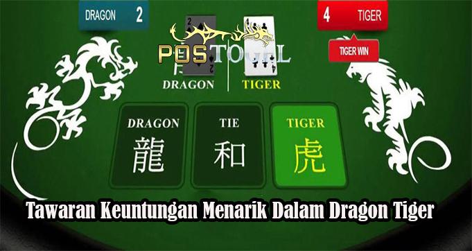 Tawaran Keuntungan Menarik Dalam Dragon Tiger