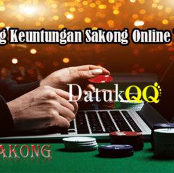 Tips Menang Keuntungan Sakong Online Terpercaya